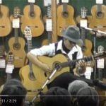 枯葉(autmun leaves)/フラメンコギター・ソロアレンジ動画演奏